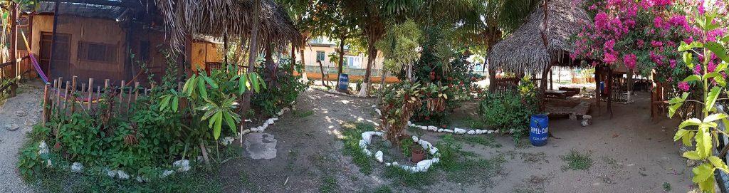 Casa de playa en Tela, Honduras